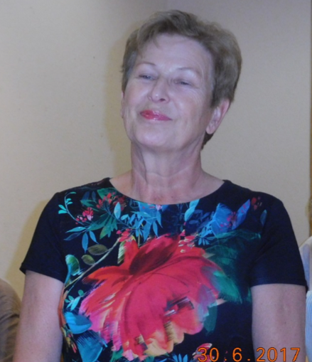 """A hearty """"Welcome"""" to Margareta Palsson from Moderates Seniors (SE)."""